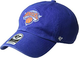 '47 NBA Unisex-Adult NBA Clean Up Adjustable Hat, One Size