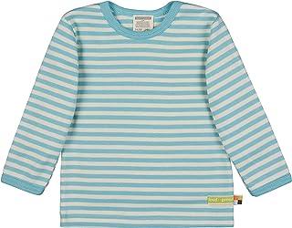 Loud + Proud Shirt Streifen, Gots Zertifiziert Mixte bébé