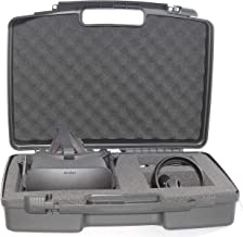 Skywin Portable Travel Hard Case for Oculus Quest VR Headset and Quest Controllers - Compatible with Oculus Quest