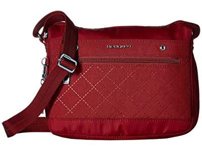 Hedgren Lapis RFID Crossbody (Sun Dried Tomato) Cross Body Handbags