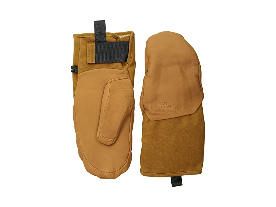 The North Face II Solo Mitt (Timber Tan) Over-Mits Gloves