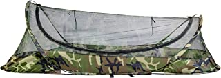 USGI Industries Military Spec Pop-Up Sleeping Net System, Army Style Camping, Hiking and Backpack.
