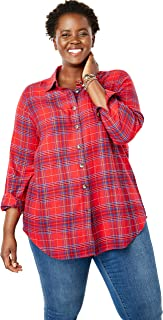 Best extra long flannel shirts Reviews