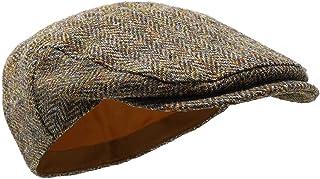 Borges /& Scott Coppola Woodsman Completamente Impermeabile Esterno 100/% Lana Tweed dello Yorkshire