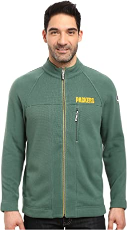 Green Bay Packers NFL Blindside Knit Jacket