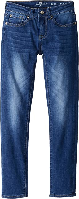 7 For All Mankind Kids - The Skinny Jeans in Hyde Park (Big Kids)