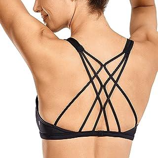 Sujetador Deportivo Yoga para Mujer Ejercicio Fitness Ropa Interior