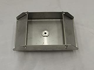 Ultramatic Feeders Swinging Gate Stainless Steel Spinner Plate, 1/4 or 1/8 inch hub