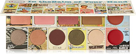 theBalm of your Hand Face Palette
