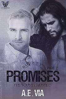 Promises Part 2 (Bounty Hunters) (English Edition)
