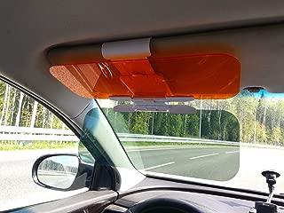 anti-glare windshield