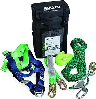 Honeywell Miller M1070033 Roof Workers Kit With Kermantle Rope/Lanyard
