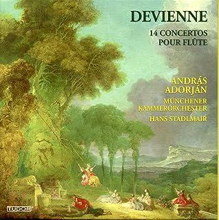 Devienne: 14 Concertos pour flûte