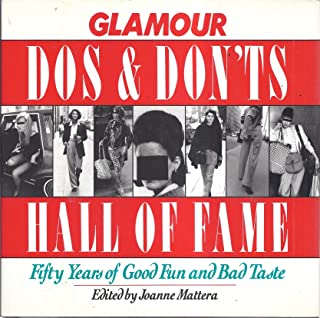 Glamour Dos & Don'ts Hall Of Fame Hardcover