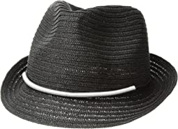 UBF1106 Fedora w/ Metallic Bar Trim