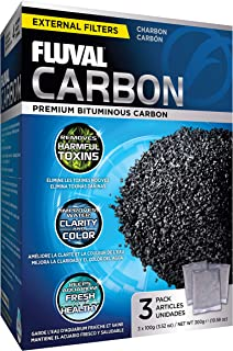 Fluval Carbon, 100 g (Pack of 3)