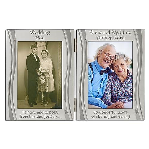 264b98d4bb6 60th Wedding Anniversary Presents  Amazon.co.uk