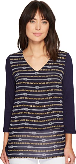 MICHAEL Michael Kors - Reef Knot Chain Top