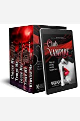 CLUB VAMPIRE: Special Edition RED VEIL DIARIES Bundle (Volumes 1-5) Kindle Edition
