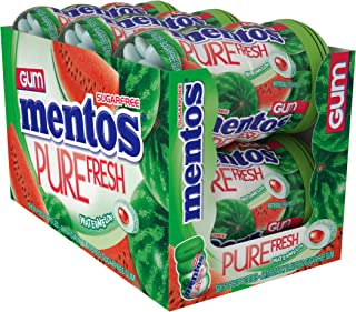 Best mentos watermelon gum Reviews