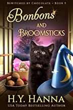 Bonbons and Broomsticks (BEWITCHED BY CHOCOLATE Mysteries ~ Book 5)