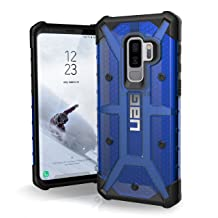 Urban Armor Gear Cobalt Feather-Light Rugged Military Drop Tested Phone Case for Samsung Galaxy S9 (Plasma)