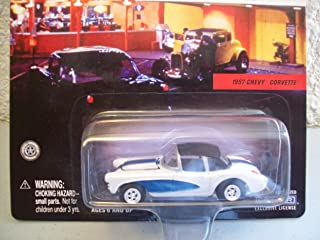 Johnny Lightning American Graffiti 1957 Chevy Corvette