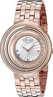 Gevril - Reloj con Movimiento Cuarzo Suizo Woman Vittorio 36 mm