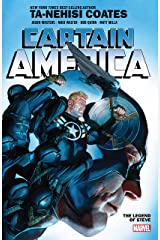 Captain America by Ta-Nehisi Coates Vol. 3: The Legend Of Steve (Captain America (2018-)) Kindle Edition