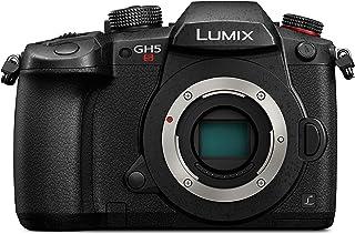 PANASONIC LUMIX GH5S Body 4K Mirrorless Camera, 10.2 Megapixel , C4K/4K UHD 4:2:2 10-Bit, 1 YW