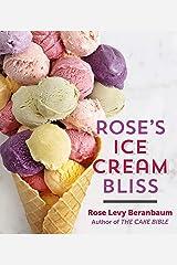Rose's Ice Cream Bliss Hardcover