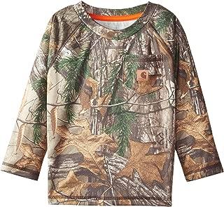 Boys' Long Sleeve Force Tee Shirt