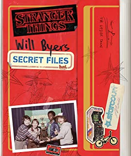 Will Byers: Secret Files (Stranger Things) (English Edition)