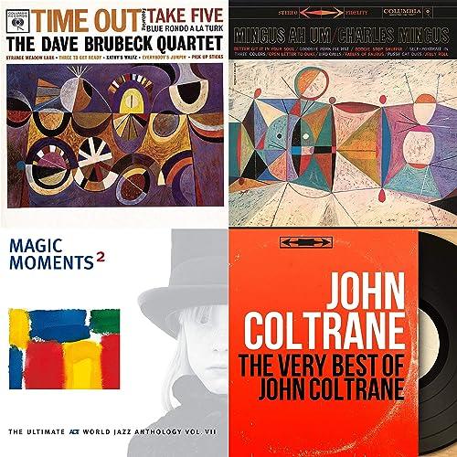 100 clásicos del Jazz de Gary Foster, Dee Jay Foster, Al