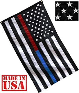 Best blue us flag with blue stripe Reviews