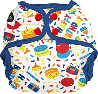 Imagine Baby Products AI2 Shell 2.0 Snap Diapers, Birthday Boy