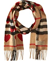 Burberry Kids - Charlotte Check Cape Scarf (Little Kids/Big Kids)