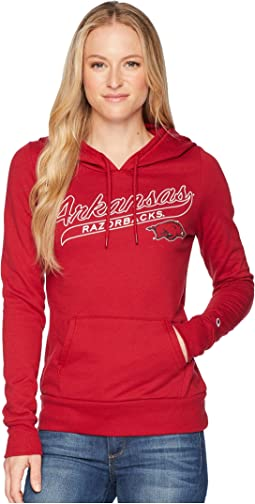 Arkansas Razorbacks Eco University Fleece Hoodie