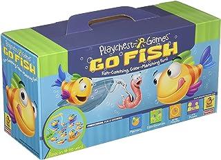 Mattel Playchest Games Go Fish - Learning - Plastic MTT78857