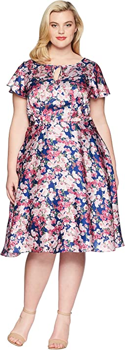 Plus Size Formosa Dress