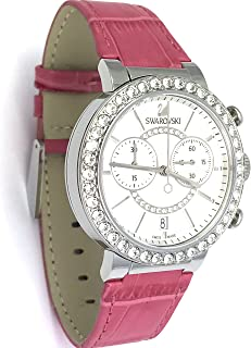 Swarovski Citra Sphere Chrono Pink Ladies Watch 5096008