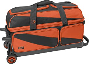 BSI Triple Roller Black/Orange