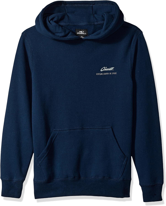 O'NEILL San Popular products Jose Mall Boys' Big Long Hoodie Logo Sleeve Pullover