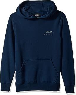 Boys' Big Long Sleeve Logo Pullover Hoodie