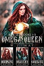 Omega Queen - Box Set Books #1-3 (Omega Queen Series)