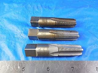 M14 X 1.25 HSG H3 4 FLUTE BOTTOM TAPS REGAL D-1-4-4-10