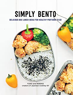 Simply Bento: Delicious Box Lunch Ideas for Healthy Portions