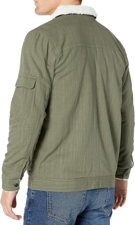 O'NEILL Men's Sherpa Lined Heavy Weight Ranger Jacket
