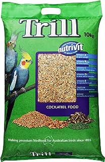 TRILL 23227 Cockatiel Mix, 10kg