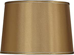 Best gold drum lamp shade Reviews